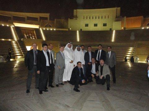 Group PHOTO AT ROMAN THEATER